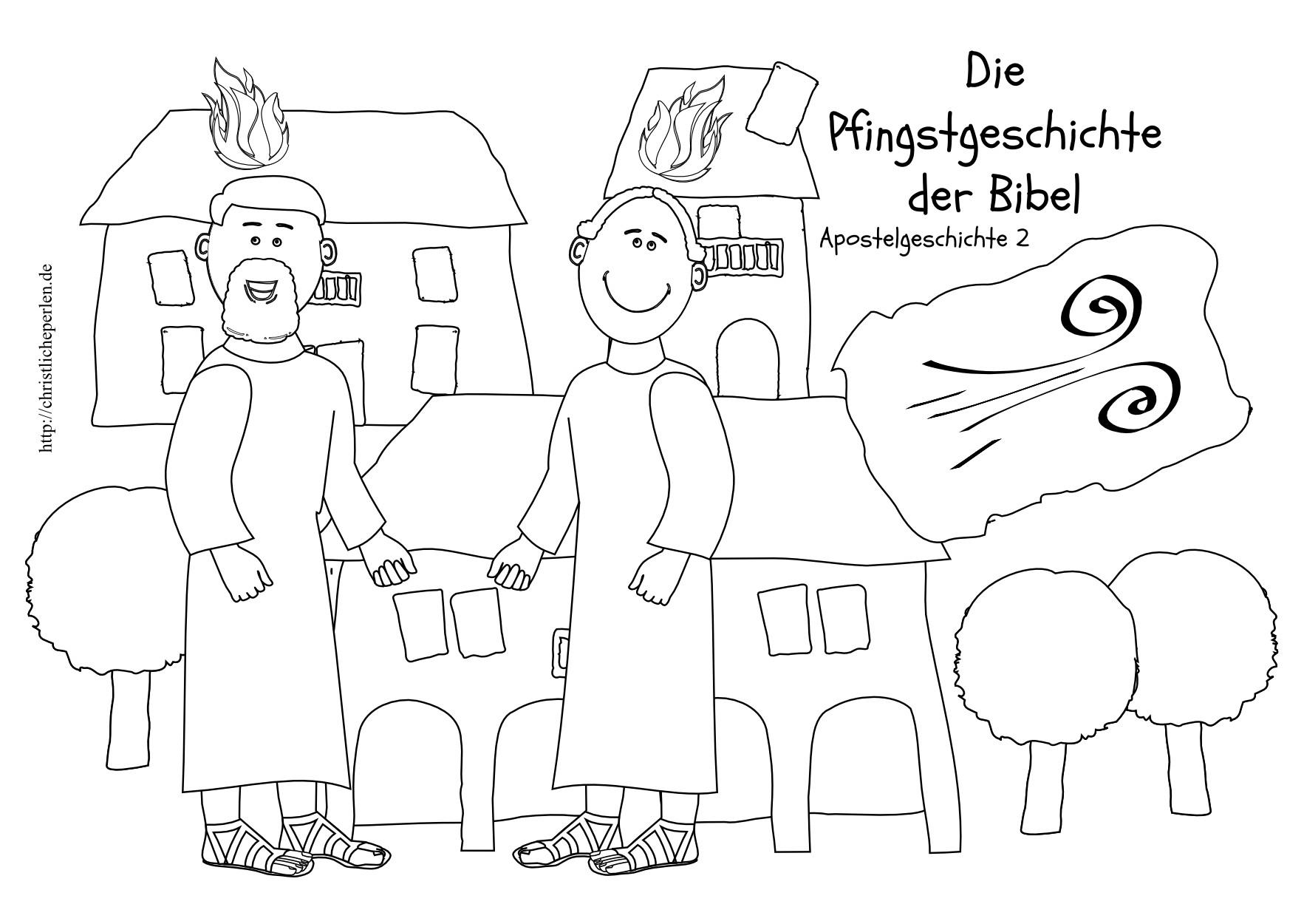 Jakob Und Esau Ausmalbilder Einzigartig Ausmalbilder Zu Pfingsten Bilder