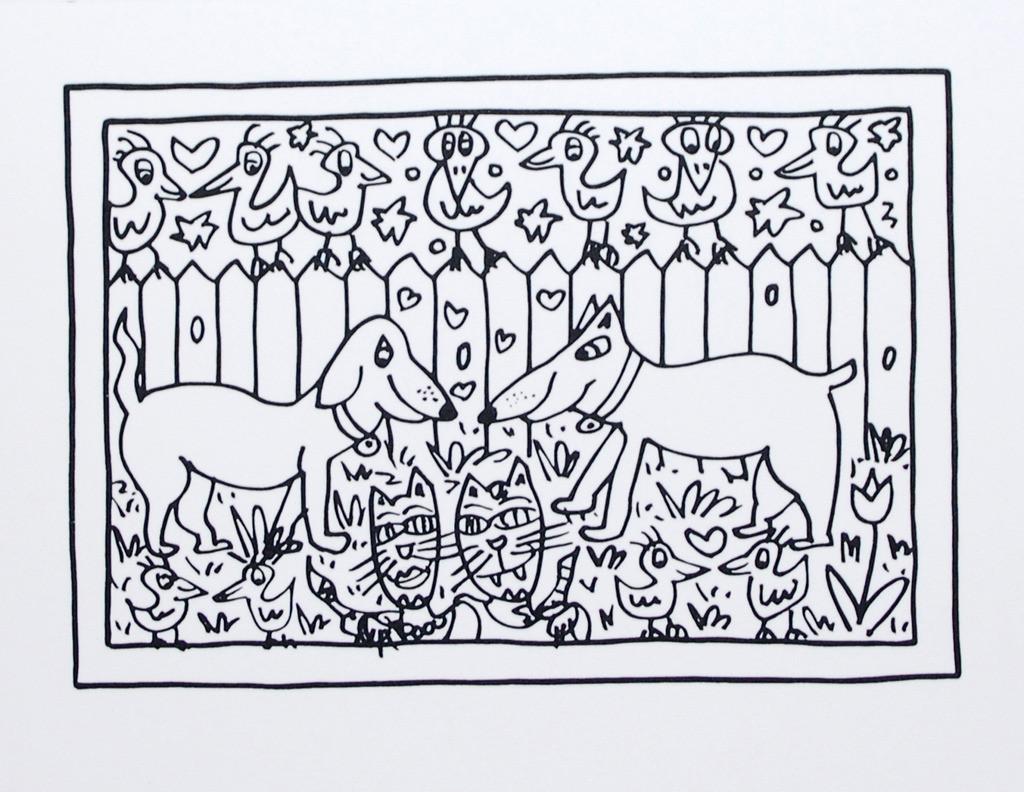 James Rizzi Ausmalbilder Das Beste Von 35 Ausmalbilder Elefant Und Maus Scoredatscore Genial Rizzi Galerie