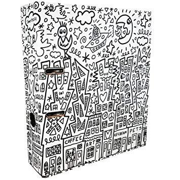 James Rizzi Ausmalbilder Einzigartig Ausmalordner James Rizzi Amazon Bürobedarf & Schreibwaren Sammlung