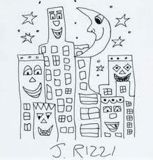 James Rizzi Ausmalbilder Neu James Rizzi Art Lessons Bilder
