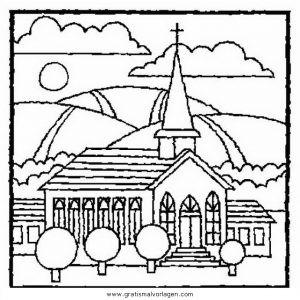 Jim Knopf Ausmalbilder Einzigartig Kirche 6 Gratis Malvorlage In Diverse Malvorlagen Häuser Ausmalen Stock