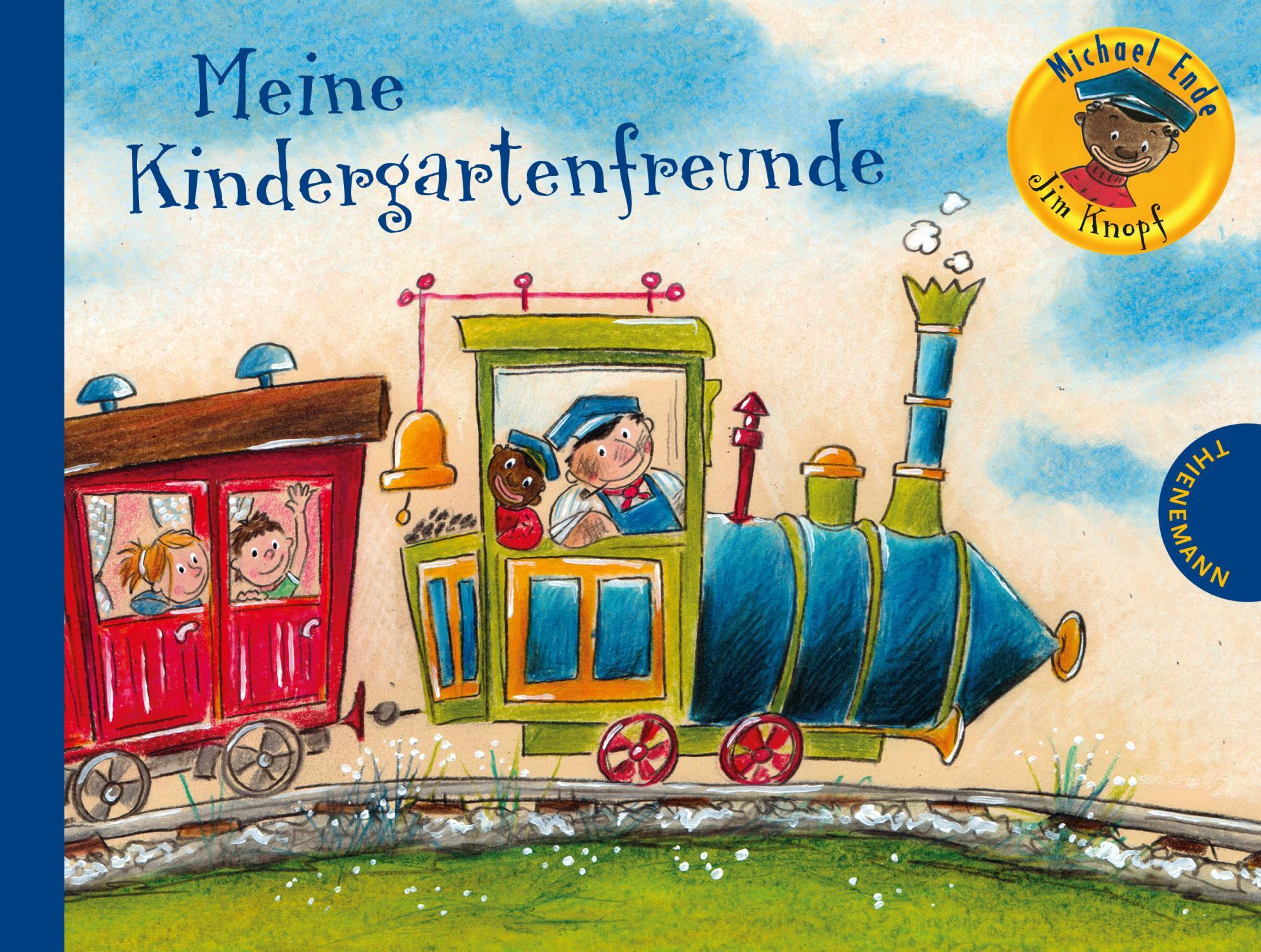 Jim Knopf Ausmalbilder Frisch Meine Kindergartenfreunde Zvab Stock