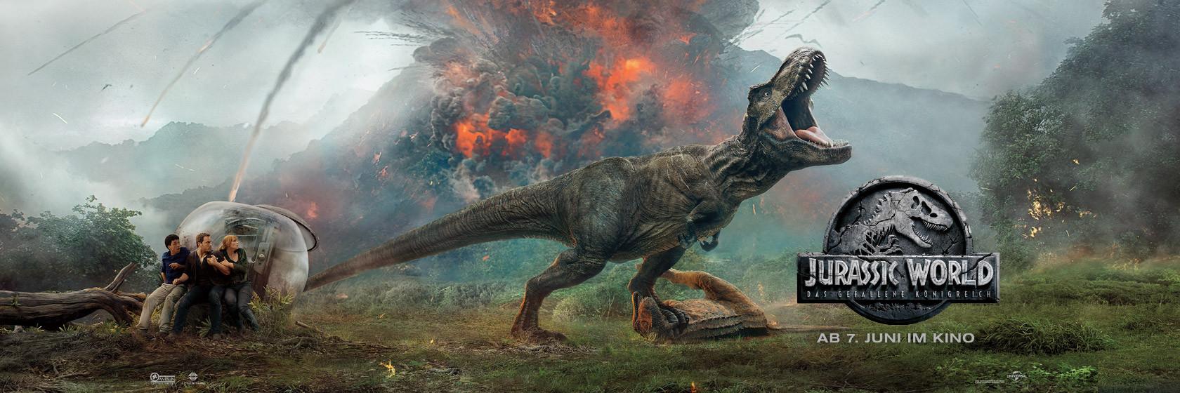 Jurassic Park Ausmalbilder Einzigartig Jurassic World Das Gefallene K–nigreich 3d Imax Trailer Jetzt Stock