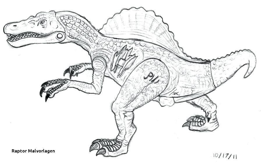 Jurassic Park Ausmalbilder Inspirierend 24 Raptor Malvorlagen Stock