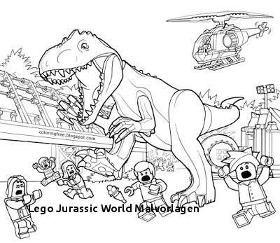 Jurassic World Ausmalbilder Einzigartig 29 Lego Jurassic World Malvorlagen Bild