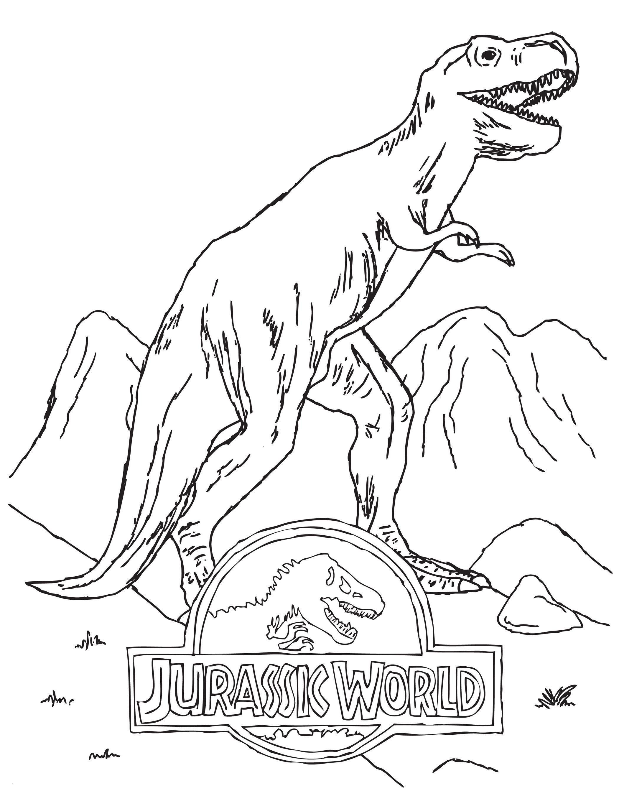 Jurassic World Ausmalbilder Genial Ausmalbilder Jurassic World Schön Spinosaurus Ausmalbilder – Neu Bild