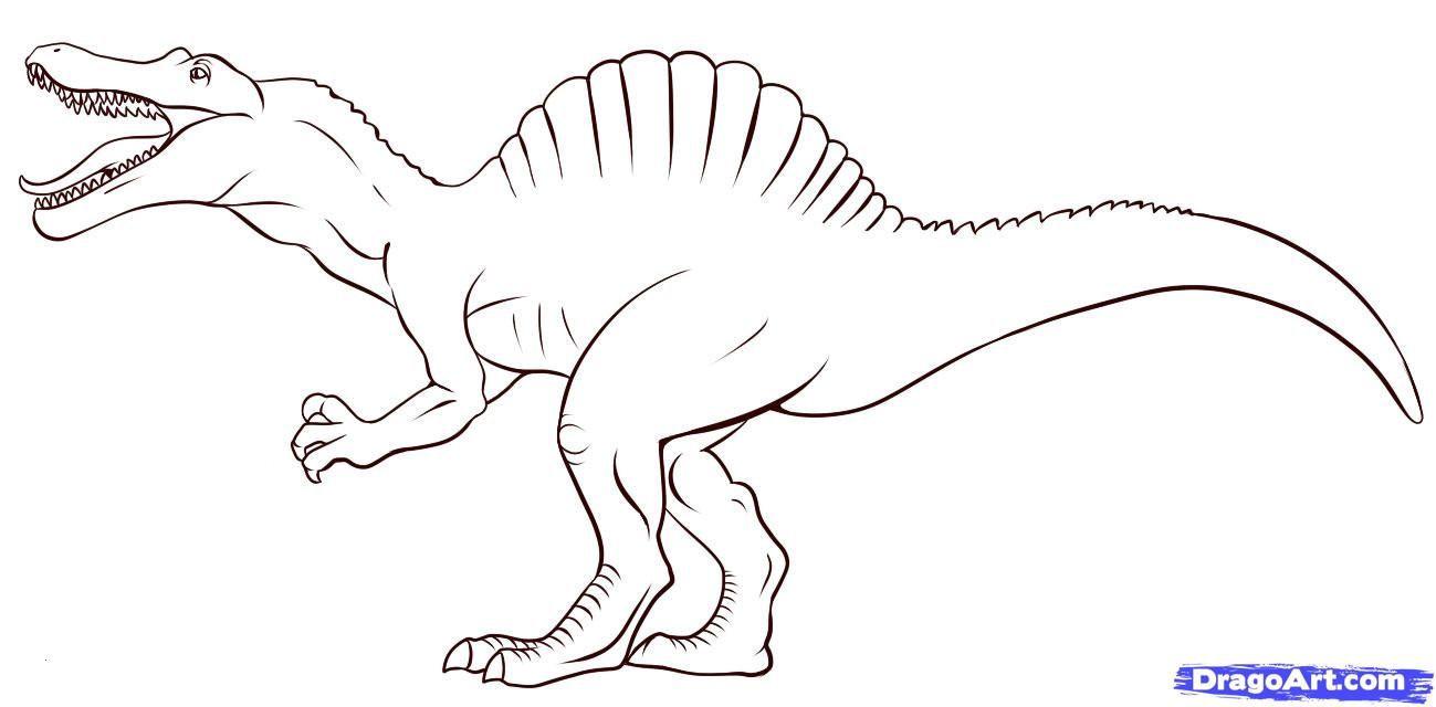 Jurassic World Ausmalbilder Inspirierend Ausmalbilder Jurassic World Schön Spinosaurus Ausmalbilder – Neu Fotos