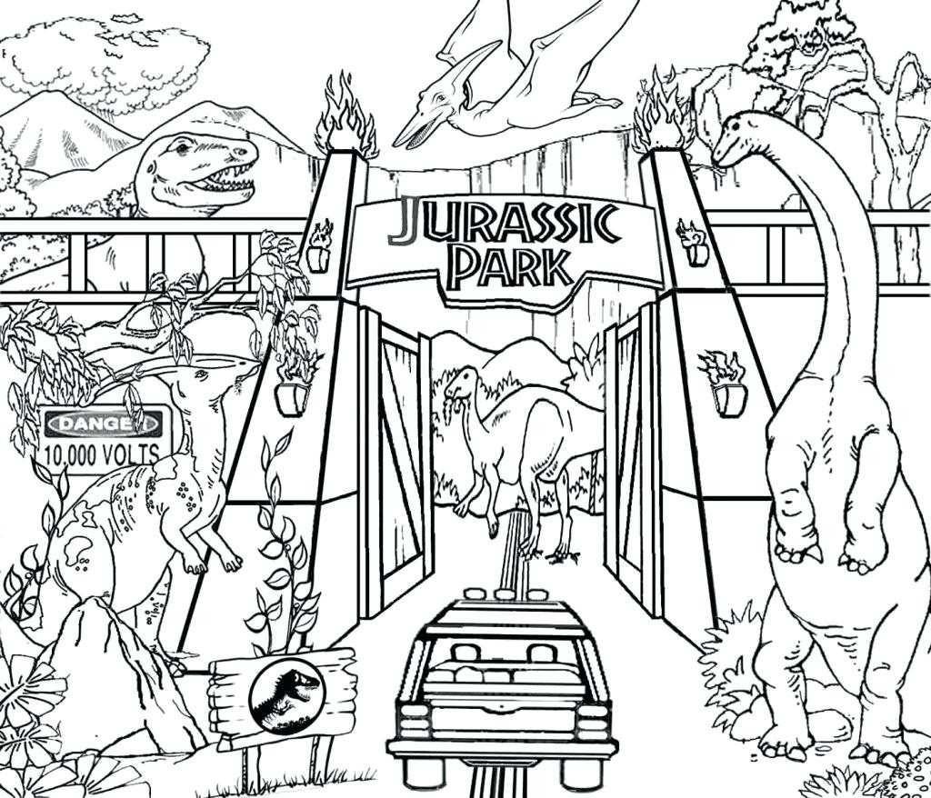 Jurassic World Ausmalbilder Neu Jurassic World Coloring Pages New Malvorlagen Igel Frisch Igel Fotos
