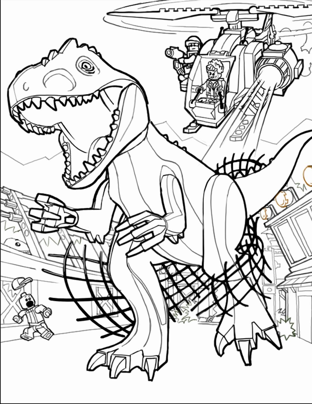 Jurassic World Ausmalbilder Neu Lego Coloring Pages Jurassic World Printables In 2018 Einzigartig Fotos