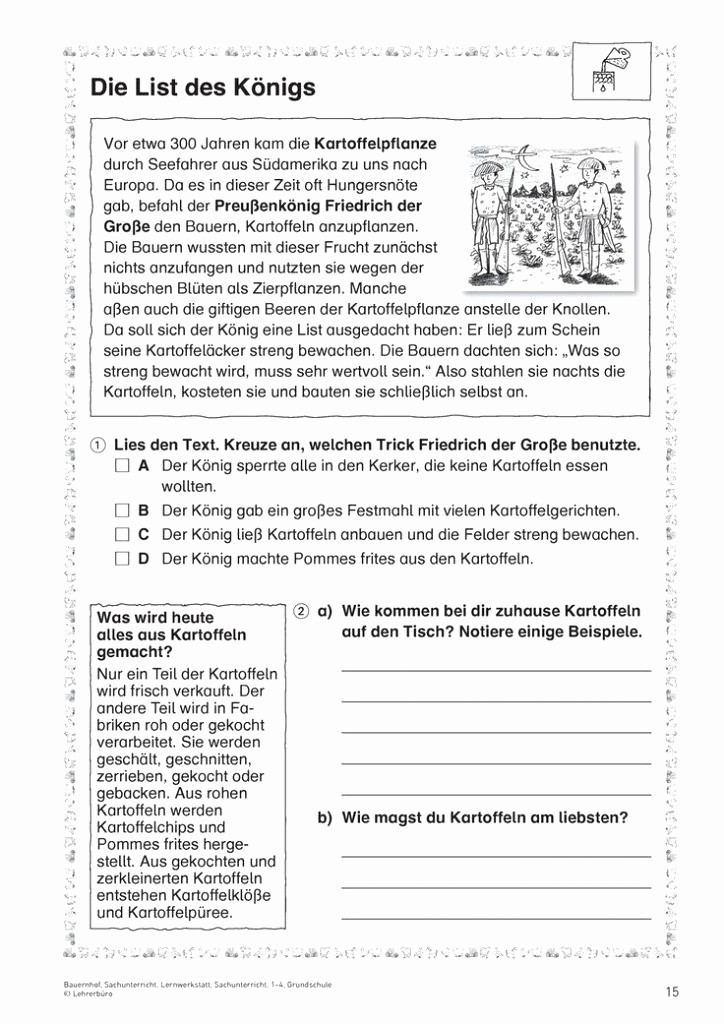 Kartoffel Bilder Zum Ausdrucken Frisch Arbeitsblatter Grundschule Kostenlos Zum Ausdrucken Beau Galerie