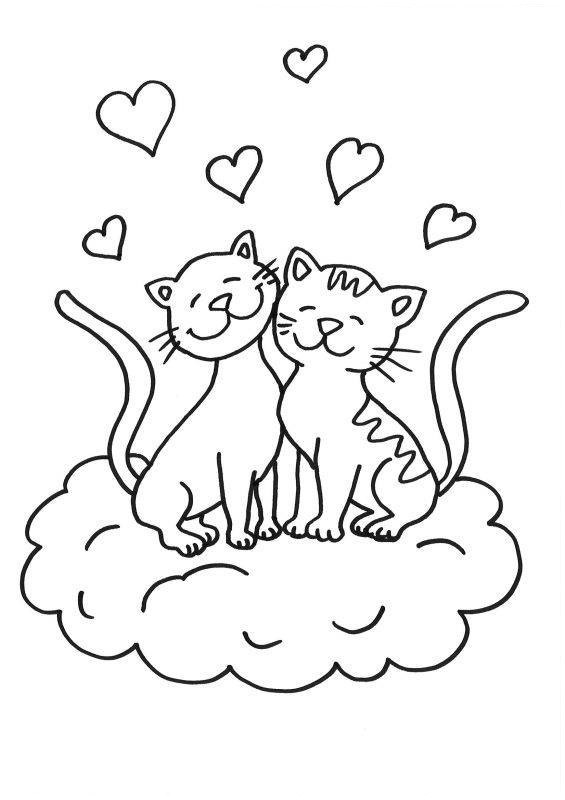 Katzen Bilder Zum Ausmalen Das Beste Von Ausmalbild Katzen Katzenfamilie Ausmalen Kostenlos Ausdrucken Bild