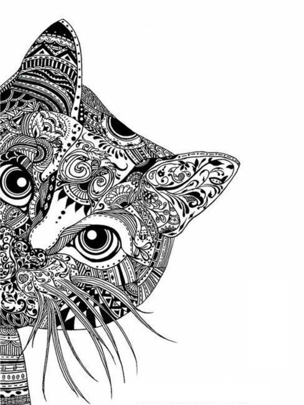 Katzen Bilder Zum Ausmalen Einzigartig 40 Mandala Vorlagen Mandala Zum Ausdrucken Und Ausmalen Stock