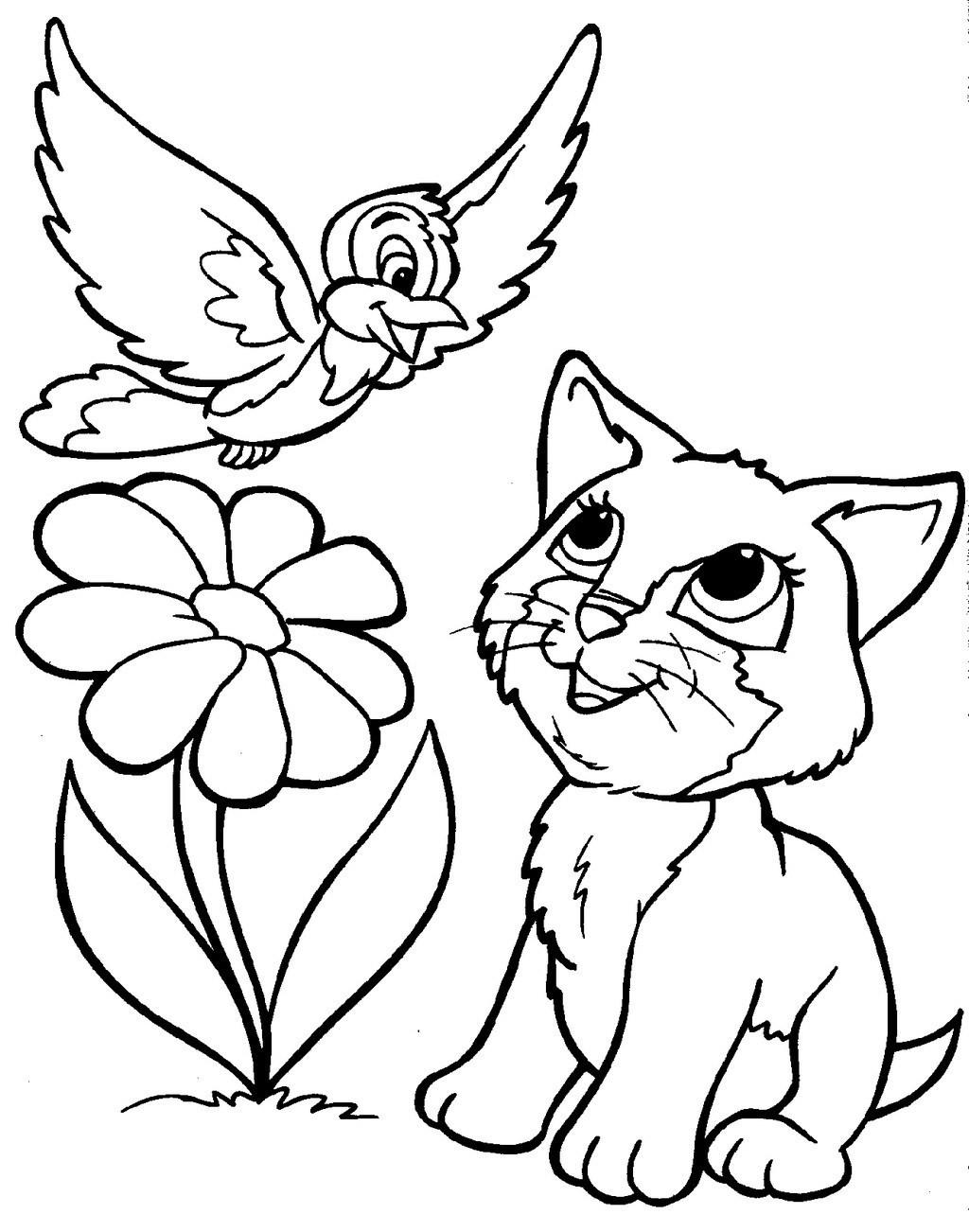 Katzen Bilder Zum Ausmalen Frisch 27 Neu Katzen Ausmalbilder – Malvorlagen Ideen Bilder