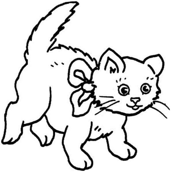 Katzen Bilder Zum Ausmalen Genial Ausmalbild Katze attachmentg Title Bild