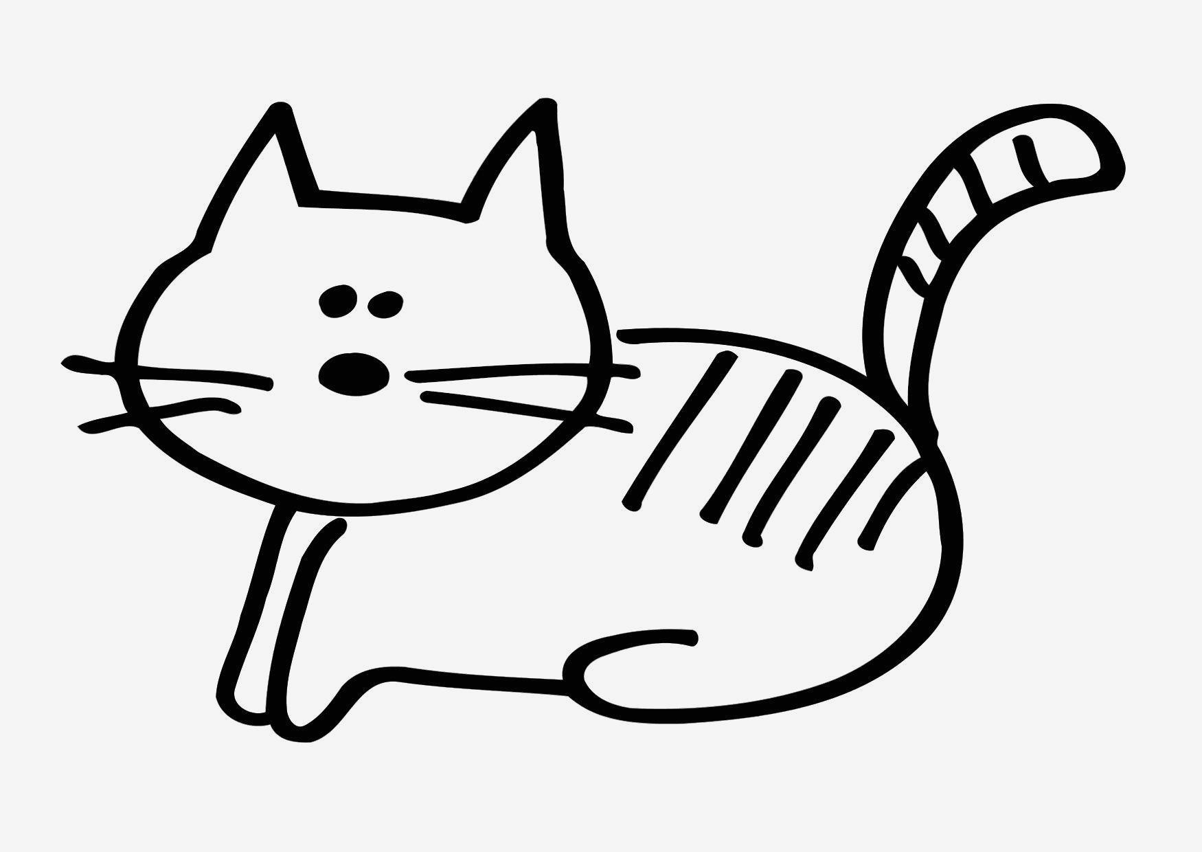 Katzen Bilder Zum Ausmalen Genial Eine Sammlung Von Färbung Bilder Malvorlagen Katzen Fotografieren