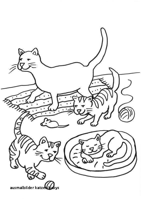 Katzen Bilder Zum Ausmalen Genial Malvorlage Katze Katze Ausmalen 127 Malvorlage Katzen Ausmalbilder Das Bild