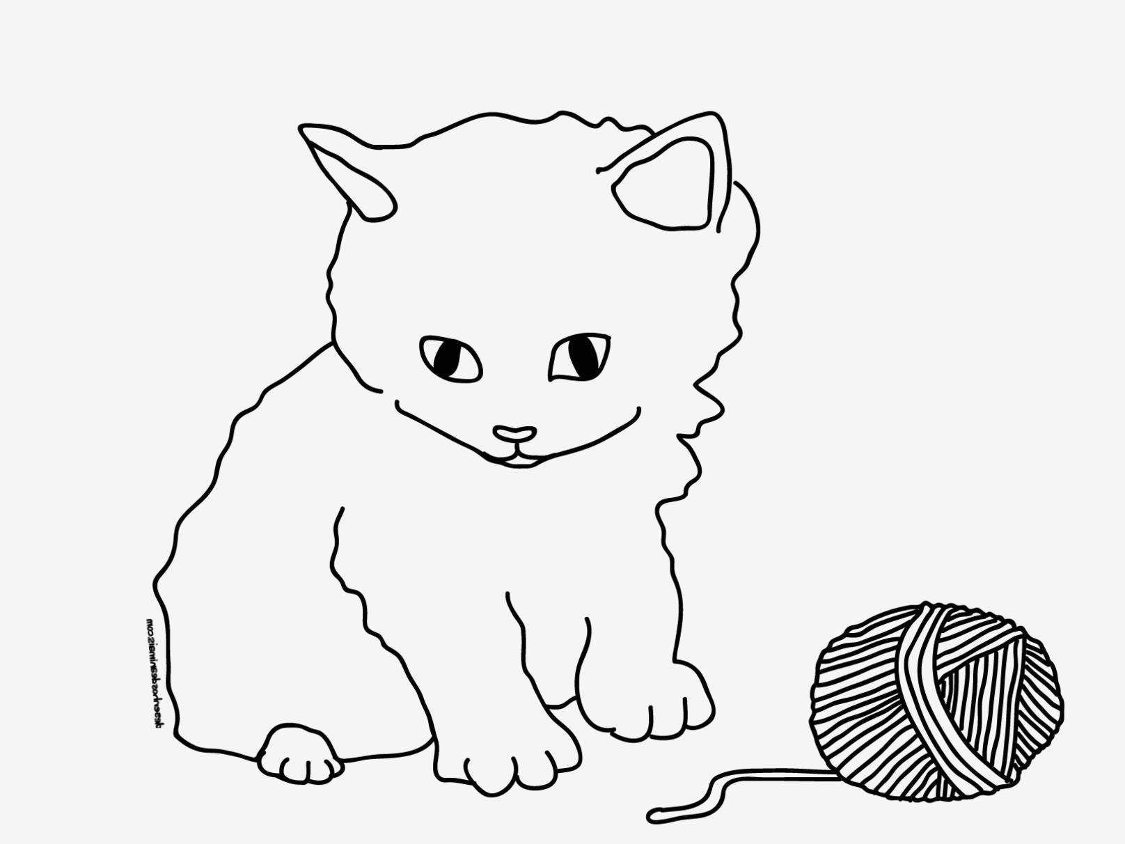 Katzen Bilder Zum Ausmalen Neu Bildergalerie & Bilder Zum Ausmalen Ausmalbild Hund Katze Bild