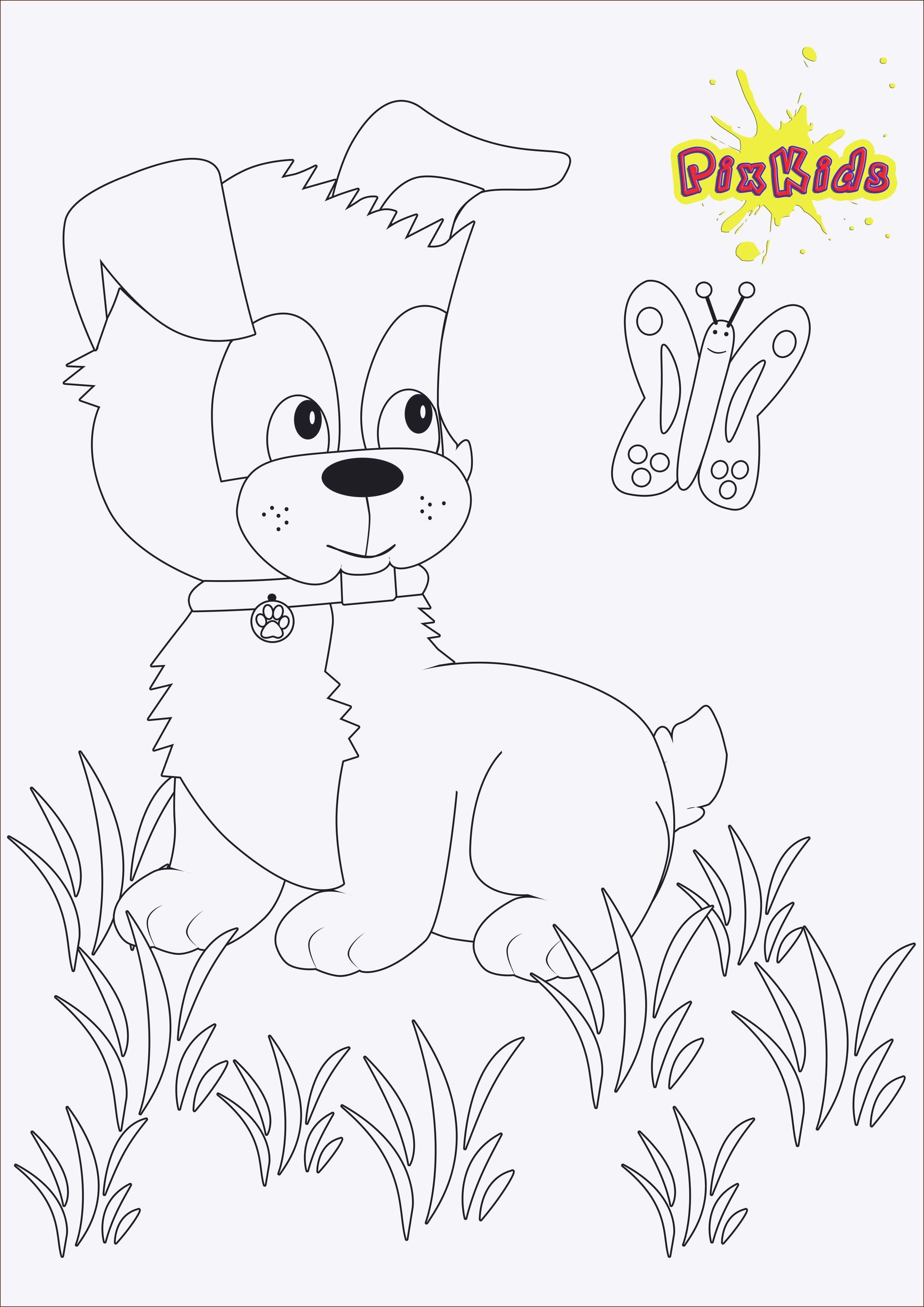 Katzen Bilder Zum Ausmalen Frisch 20 Ausmalbilder Hunde Und