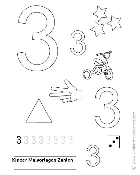 Kinder Malvorlagen Com Genial 23 Kinder Malvorlagen Zahlen Sammlung