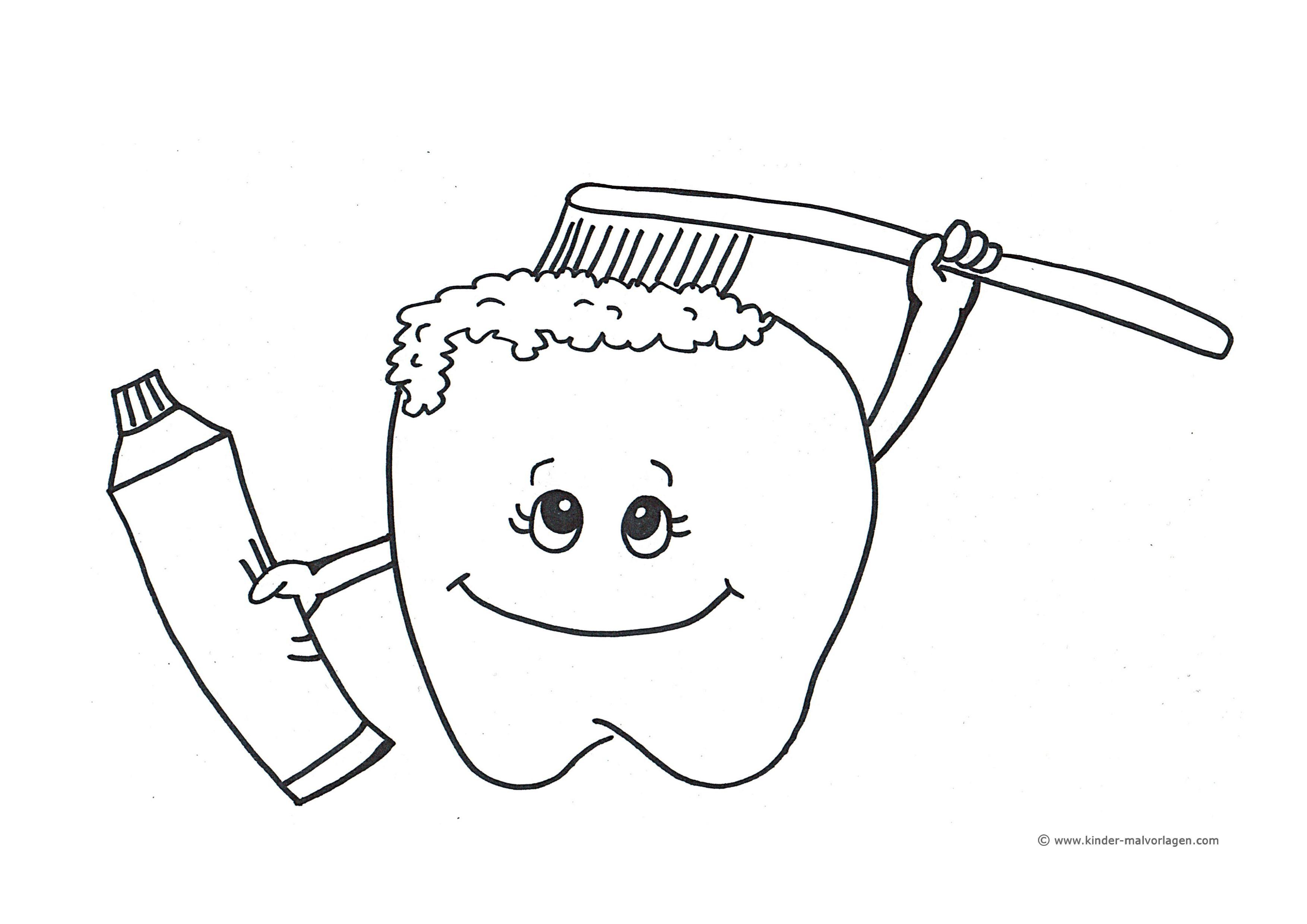 Kinder Malvorlagen Com Neu Lagz Rheinland Pfalz Innen Ausmalbild Zahn Kinderbilderub Stock