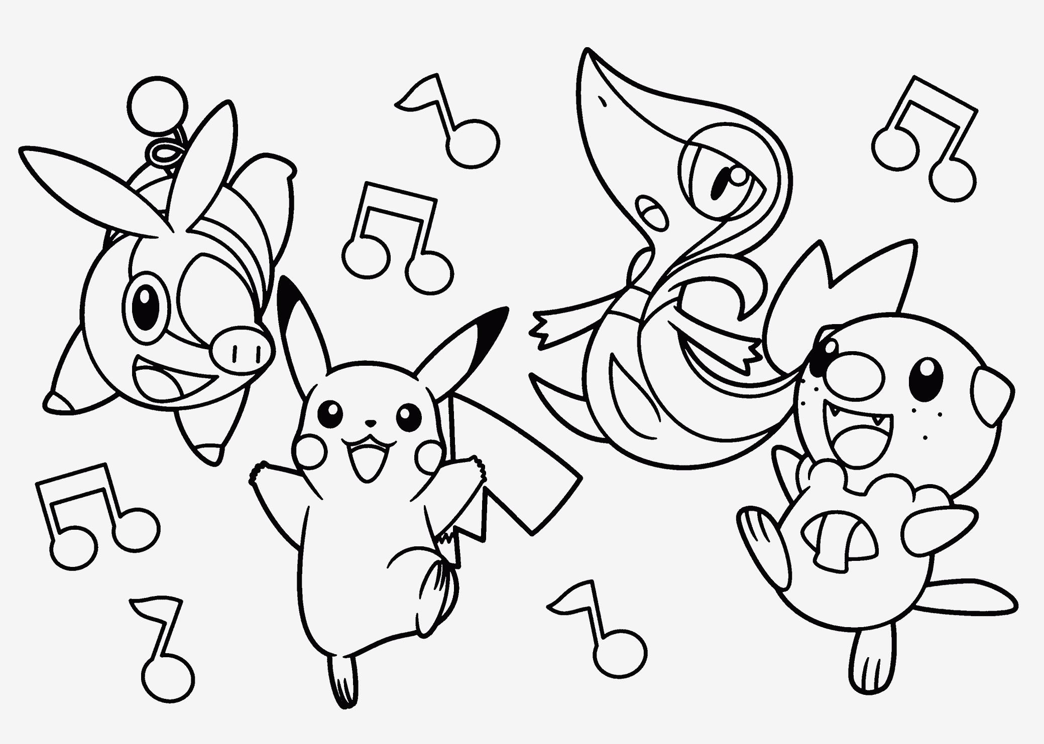 Kostenlose Ausmalbilder Pokemon Genial 37 Fantastisch Pokemon