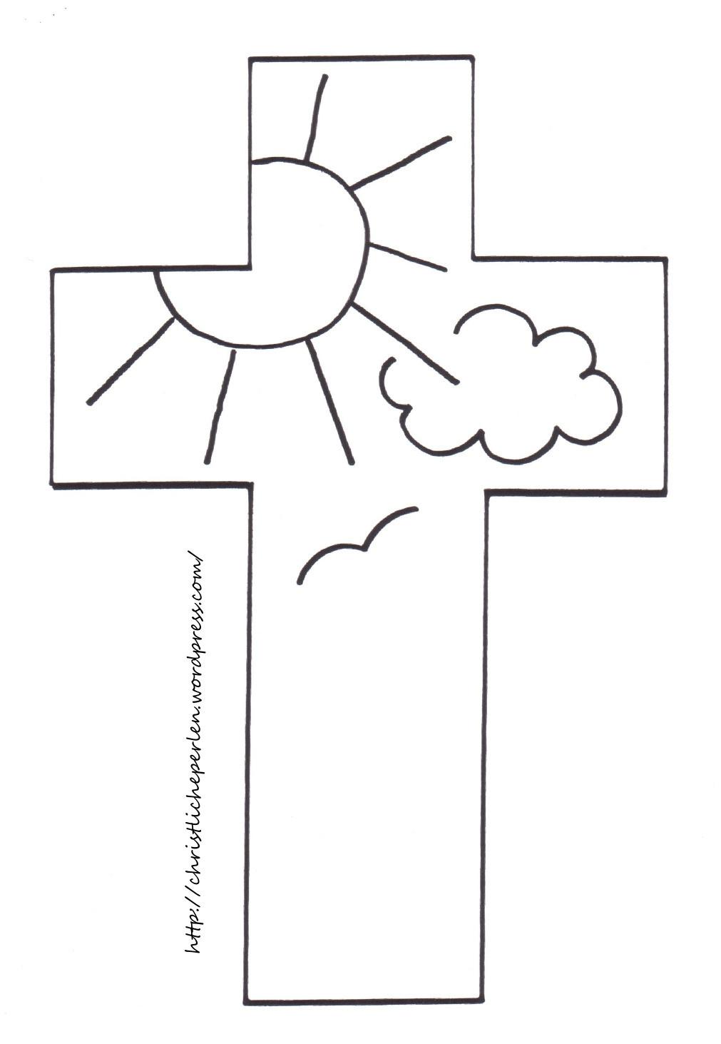 Kreuz Zum Ausmalen Frisch Basteln Kreuz Mit Perlen Best Ausmalbilder Kreuz Galerie