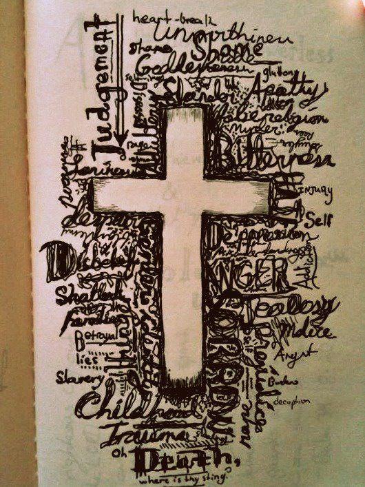Kreuz Zum Ausmalen Frisch Pin Von Jacqueline Schmidtmeister Auf Glaube Liebe ❤️hoffnung Bild