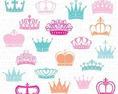 Krone Prinzessin Clipart Einzigartig 7 Besten Silueta De Princesa Bilder Auf Pinterest Bild
