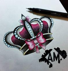 Krone Prinzessin Clipart Genial 23 Besten Tattoo Krone Bilder Auf Pinterest Das Bild