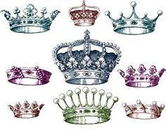 Krone Prinzessin Clipart Inspirierend 23 Besten Tattoo Krone Bilder Auf Pinterest Stock