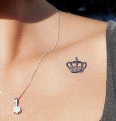 Krone Prinzessin Clipart Neu 24 Besten Krone Tattoo Bilder Auf Pinterest In 2018 Bilder