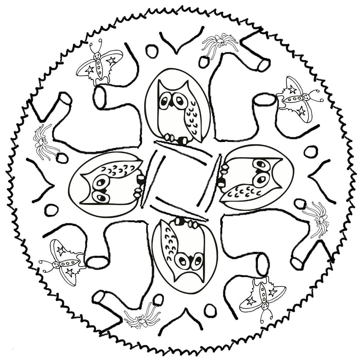 Ladybug Bilder Zum Ausmalen Einzigartig Ladybug Ausmalbilder Zum Ausdrucken Frisch Eulen Mandala Tiere Das Bild