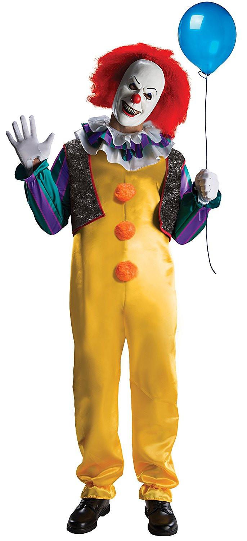 Ladybug Maske Zum Ausdrucken Das Beste Von Rubie S Fizielles Pennywise Deluxe Kostüm Clown – It the Movie Fotografieren