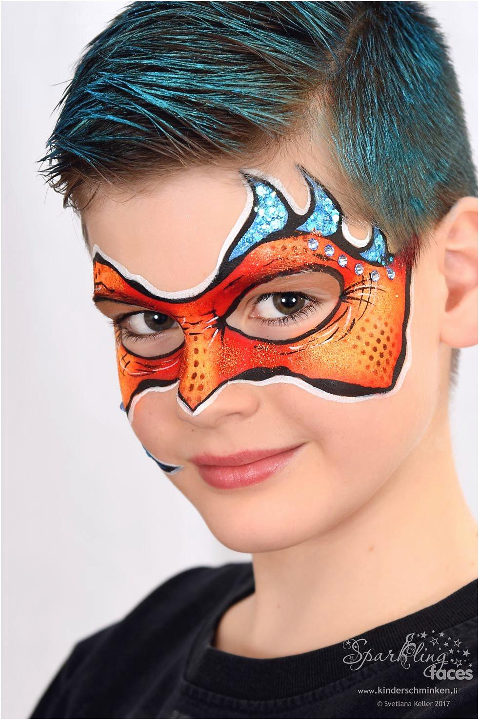 Ladybug Maske Zum Ausdrucken Einzigartig Kinderschminken Vorlagen Zum Ausdrucken Elegant Ladybug Face Paint Bild
