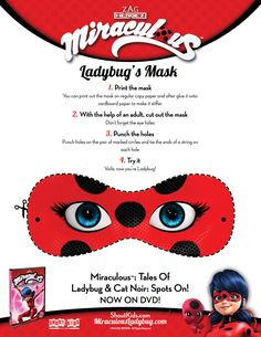 Ladybug Maske Zum Ausdrucken Neu 59 Best Free Printable Activity Sheets Images On Pinterest In 2018 Galerie