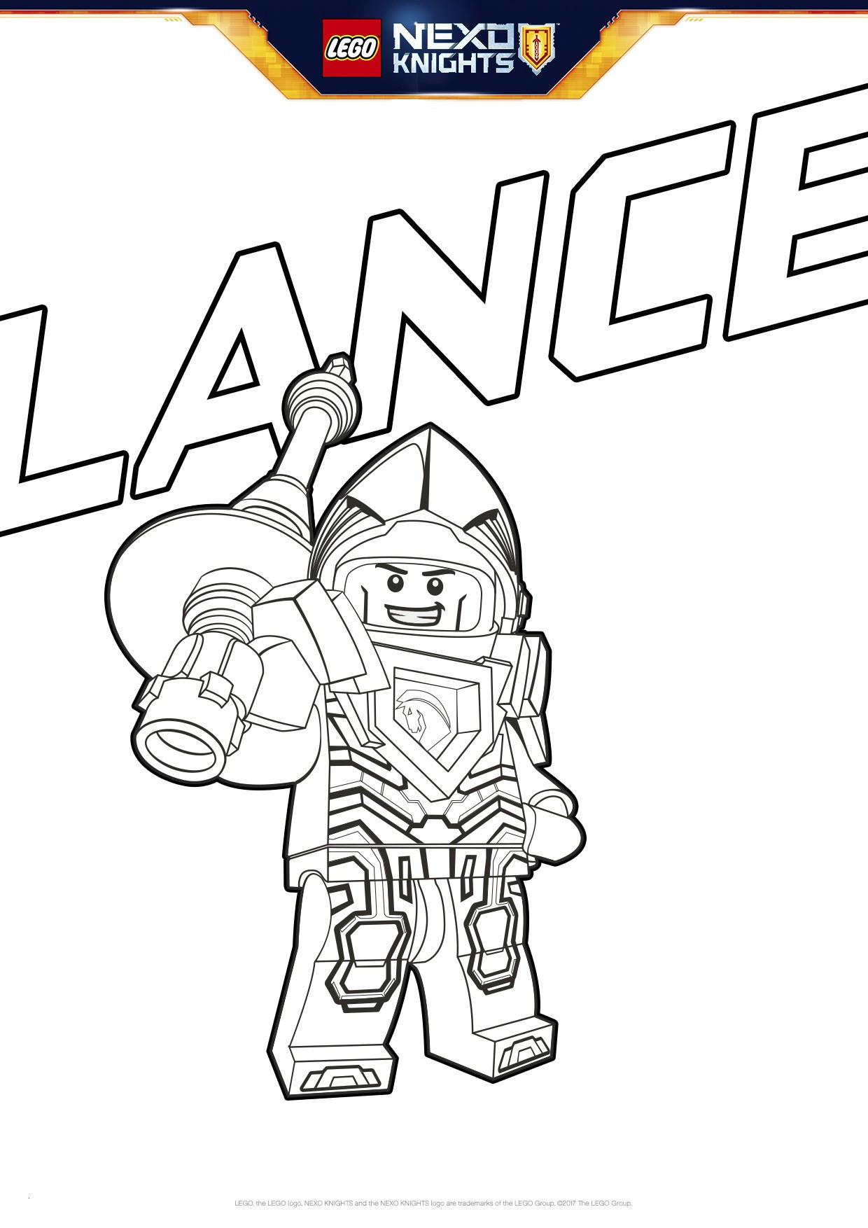 Lego Ausmalbilder Kostenlos Frisch Nexo Knight Coloring Pages Unique Neues Ausmalbilder Kostenlos Lego Das Bild
