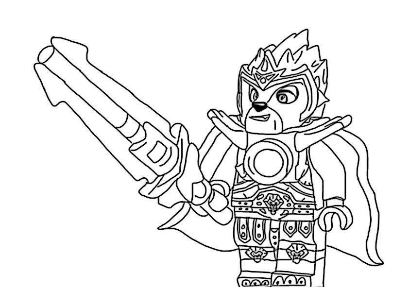 Lego Ausmalbilder Kostenlos Inspirierend Lego Chima Ausmalbilder 813 Malvorlage Lego Ausmalbilder Kostenlos Bilder