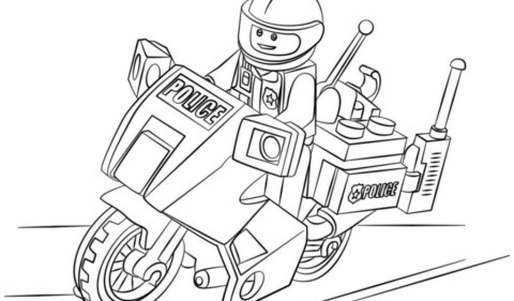 Lego Ausmalbilder Zum Ausdrucken Das Beste Von Ausmalbilder Lego Lego Motorad Polizei Ausmalbild 822 Malvorlage Bild