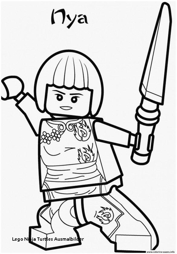 Lego Ninjago Ausmalbilder Inspirierend 27 Lego Ninja Turtles Ausmalbilder Bilder
