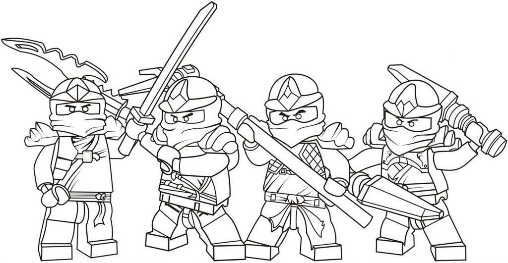 Lego Ninjago Bilder Zum Ausdrucken Genial Druckbare Malvorlage Malvorlagen Ninjago Beste Druckbare Bild