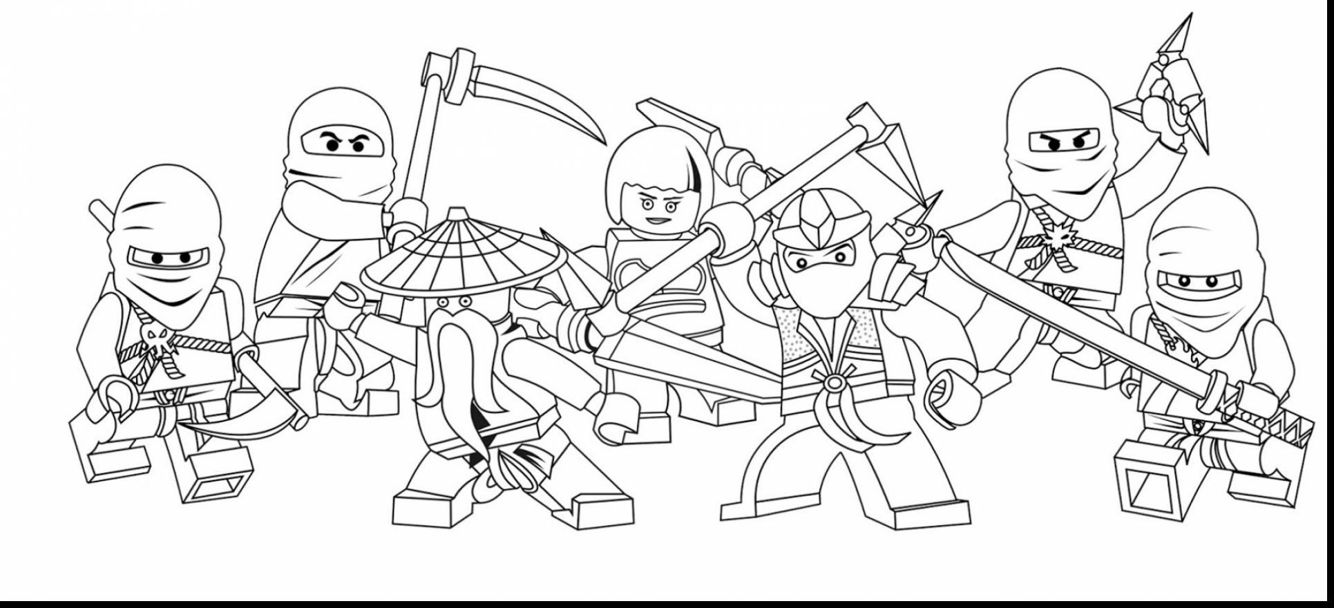 Lego Ninjago Malvorlage Einzigartig Lego Ninjago Coloring Pages to Print Coloring Pages Einzigartig Bild