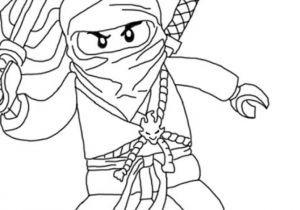 Lego Ninjago Malvorlage Frisch Ninjago Ausmalbilder Lloyd Ninjago Kai Kx In Elemental Robe Coloring Das Bild