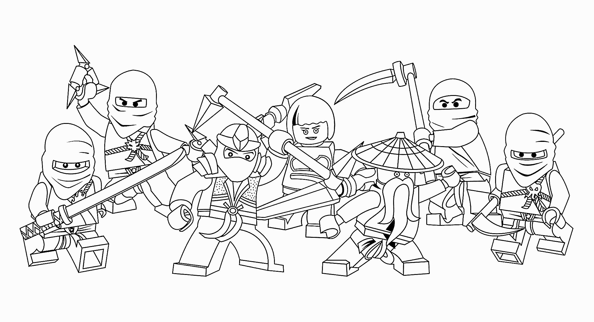 Lego Ninjago Malvorlagen Neu Ninjago Ausmalbilder Zum Ausdrucken Neueste Modelle Lego Ninjago Sammlung