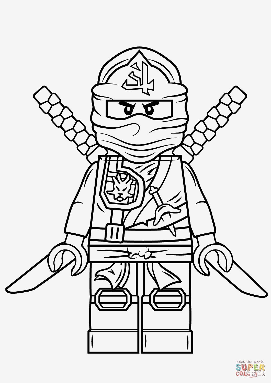 Lego Ninjago Zum Ausmalen Frisch Bilder Zum Ausmalen Bekommen Ausmalbilder Ninjago Movie Fotos