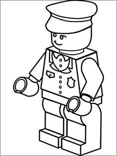 Lego Polizei Ausmalbilder Genial Die 15 Besten Bilder Von Lego Polizei Bild
