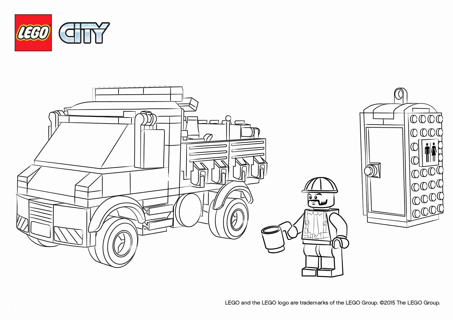 Lego Polizei Ausmalbilder Neu Kleurplaten Lego City Trein – Kleurplatena4wnload Elegant Lego City Bild