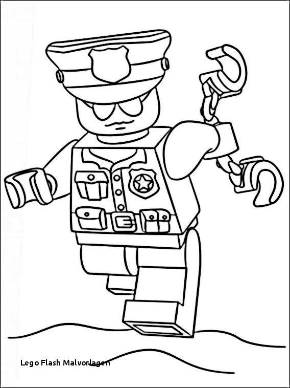 Lego Polizei Ausmalbilder Neu Lego Flash Malvorlagen Lego Police Coloring Pages 9 Ecoloringfo Bilder