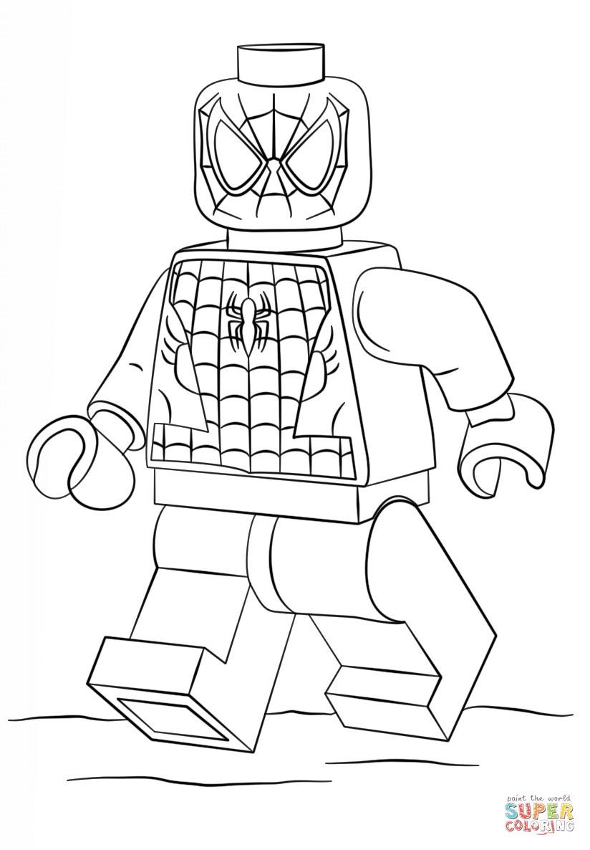 Lego Spiderman Ausmalbilder Frisch Lego Spiderman Ausmalbilder Kostenlos 847 Malvorlage Lego Luxus Stock