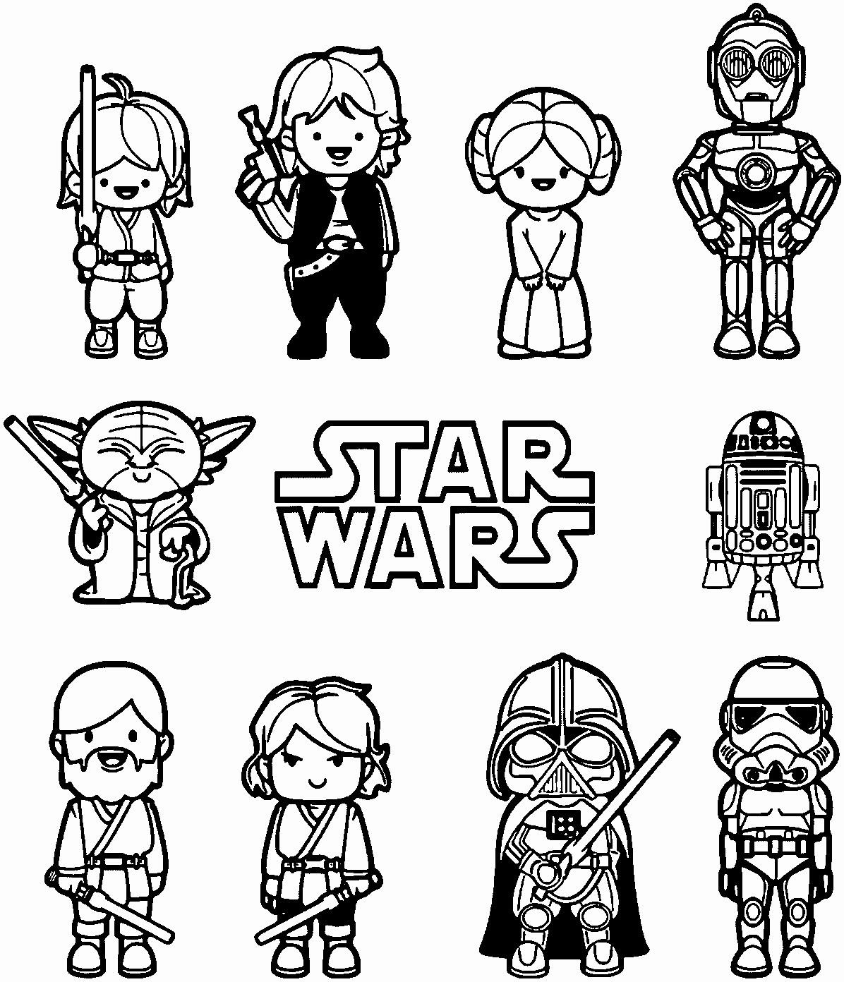 Lego Star Wars Ausmalbild Einzigartig 52 Malvorlagen Star Wars Lego Bild