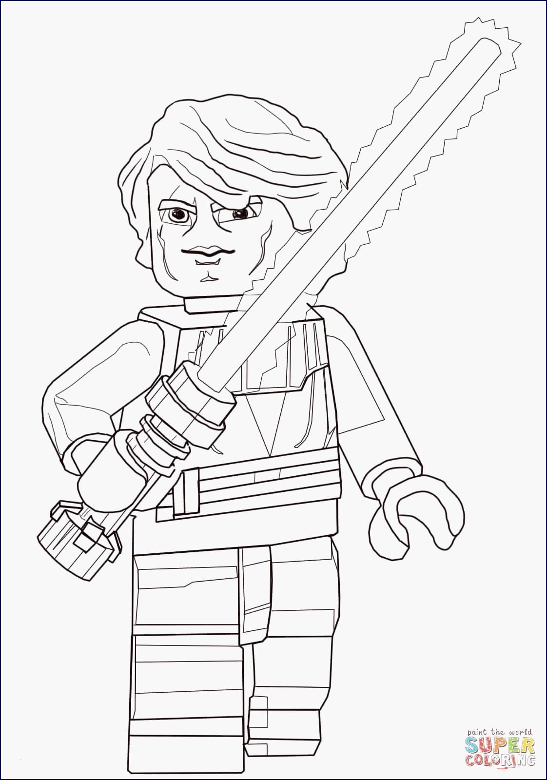 Lego Star Wars Ausmalbild Genial Ausmalbilder Star Wars Anakin Skywalker Best Luke Skywalker Schön Galerie